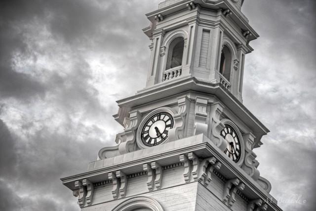 North Church Clocktower; Portsmouth, NH