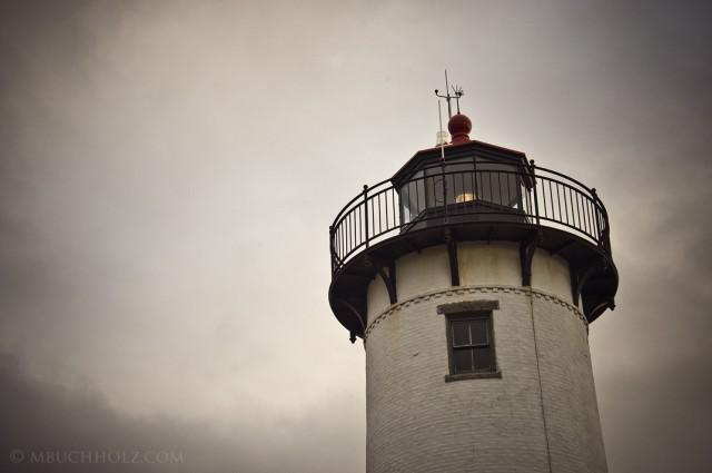 Eastern Point Lighthouse; Gloucester, Massachusetts